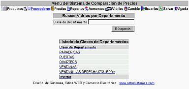 Sistema Comparacion Precios Clasificacion Producto (13K)